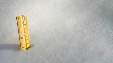 Storm Center - Update: Here Are The Latest Snowfall Totals From Tuesday's Storm