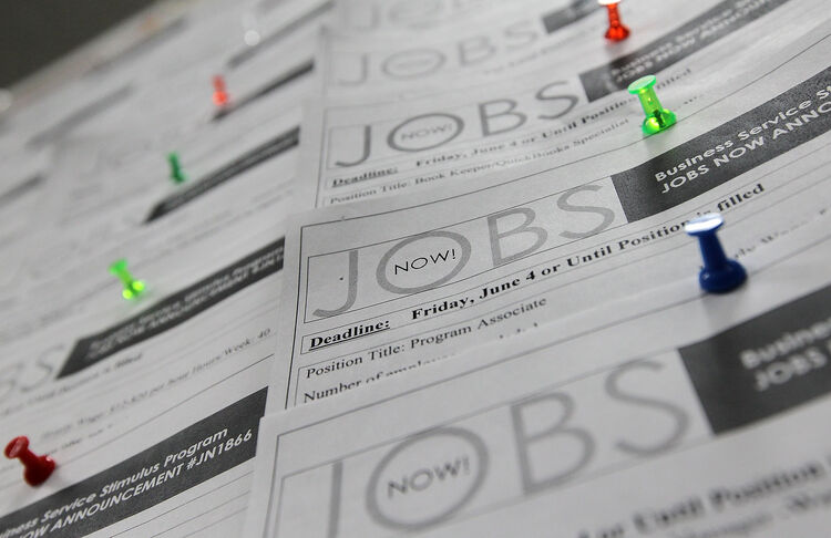 Unemployment Jobs Getty Images