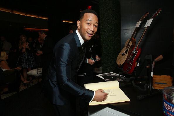 John Legend - Getty Images