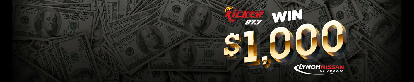 Our $16K Workday is back on KickerFM!