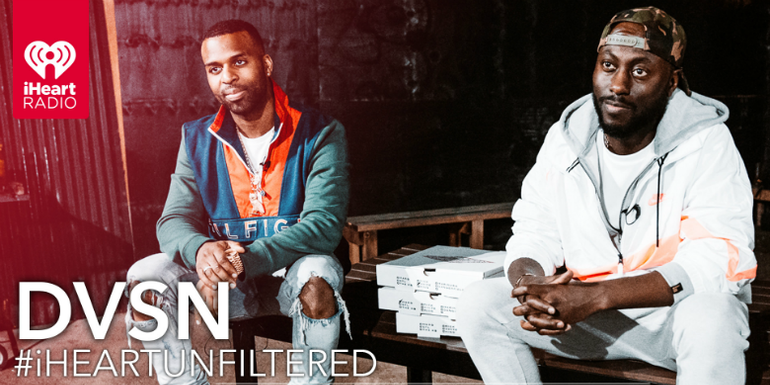 Dvsn Bring Their Emotive R&B To NYC Show, Pop-Up Shop | #iHeartUnfiltered