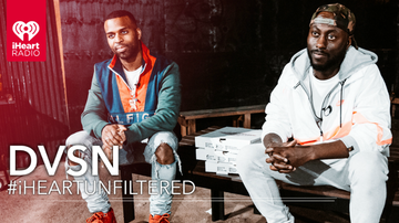 iHeartUnfiltered - Dvsn Bring Their Emotive R&B To NYC Show, Pop-Up Shop | #iHeartUnfiltered