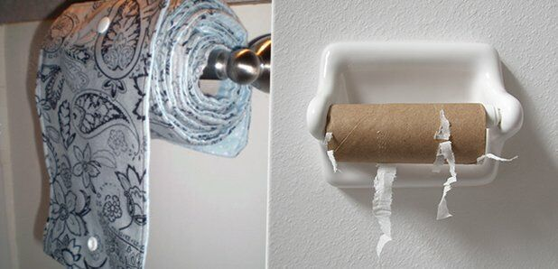 Should You & Your Family Use Cloth, Reusable Toilet Paper?   XL93