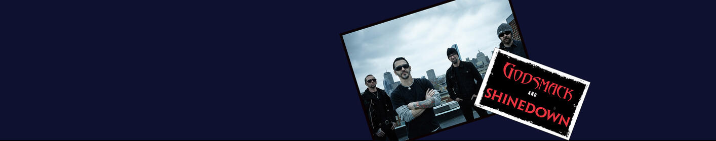 Win tickets for Godsmack and Shinedown, in Houston Aug. 11.