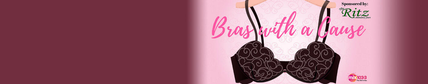 Enter Bras with a Cause