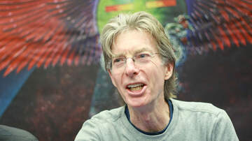 Carter Alan - Phil Lesh Talks Jerry Garcia, John Mayer, And More