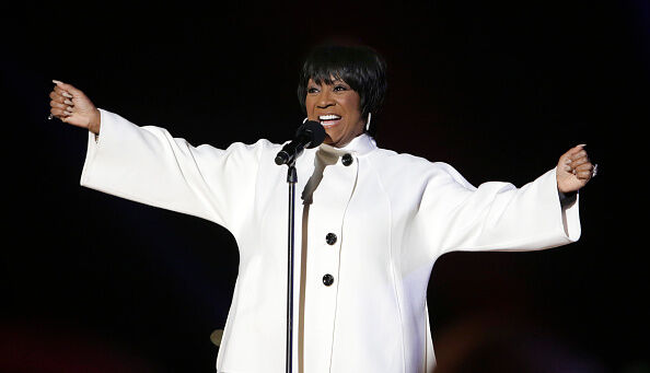 Patti LaBelle - Getty Images