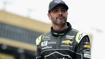 JP - NASACR SHOCKER: Jimmie Johnson Retiring