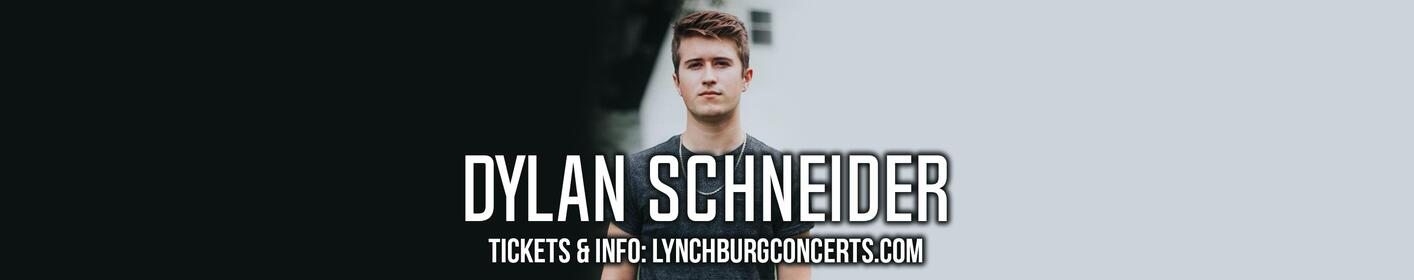 Win Tickets  To Dylan Schneider