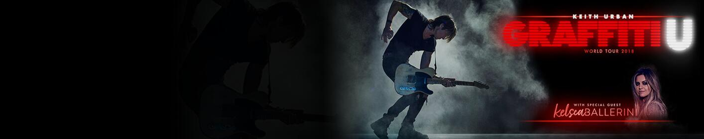 Enter To Win Tickets To See Keith Urban At The Shoreline!
