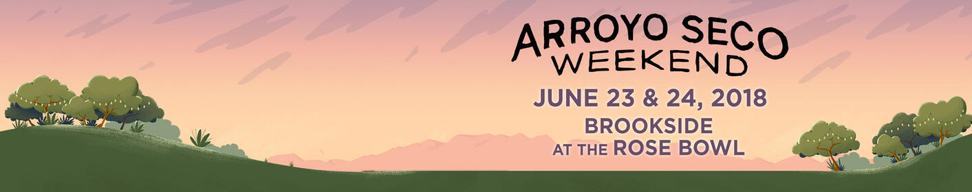 Weekend Ticket Takeover: Listen & Win Arroyo Seco Passes every hour 10A-5P!