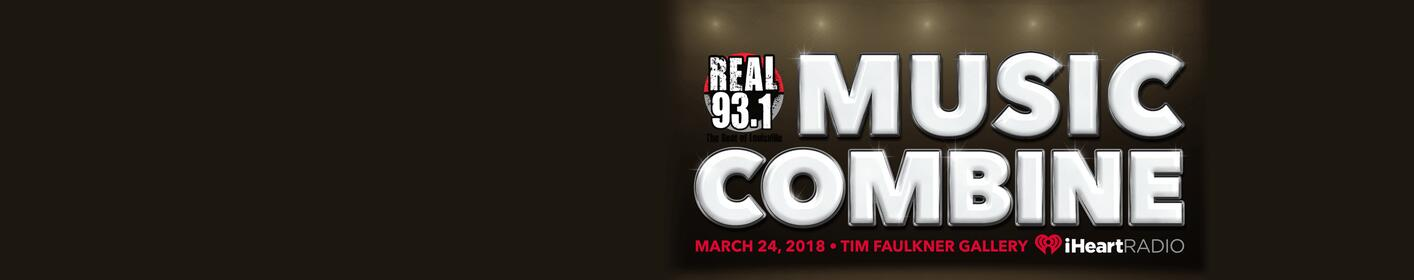 Get Tickets To The Real 93.1 Music Combine