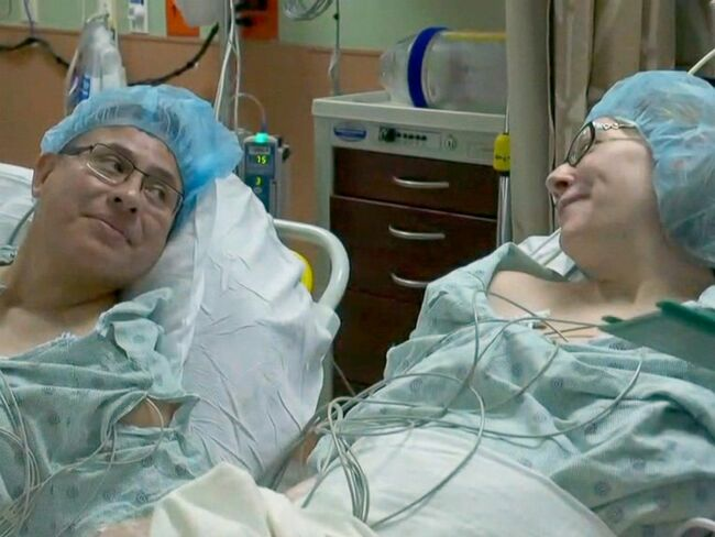 Florida Man Gives His Wife A Kidney For Their 23rd Wedding Anniversary