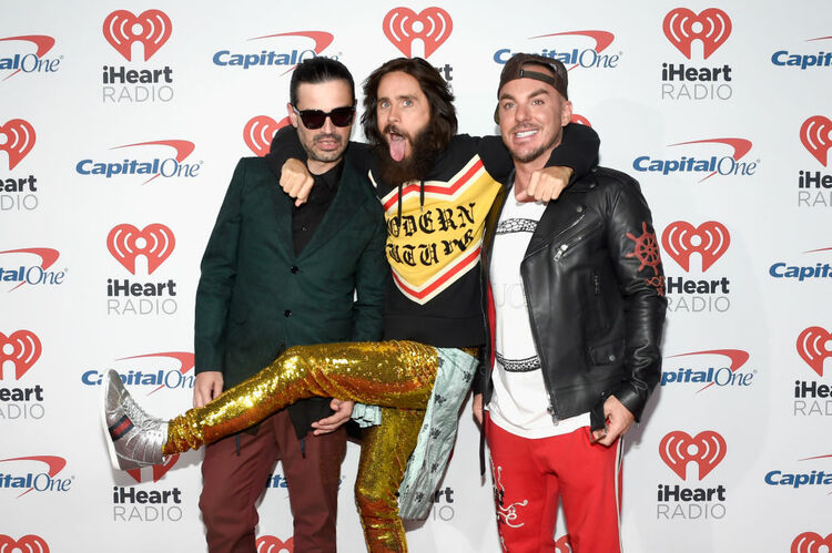 Thirty Seconds To Mars - Getty Images