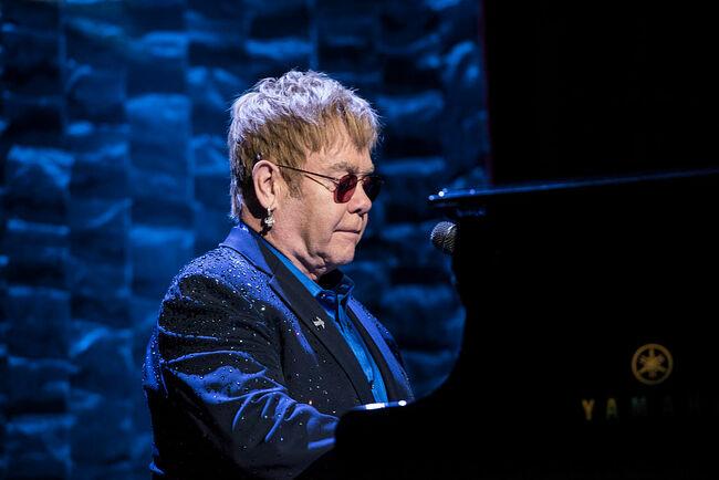 Elton John - Getty Images