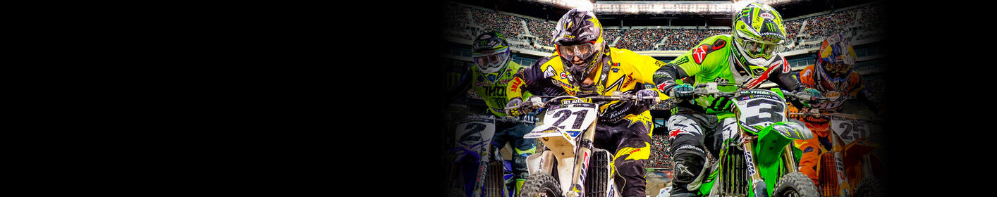 Listen to Win Supercross Tickets & PIT PASSES on Q95!
