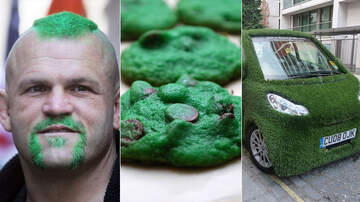 image for St. Patrick's Day: Crazy Green Things