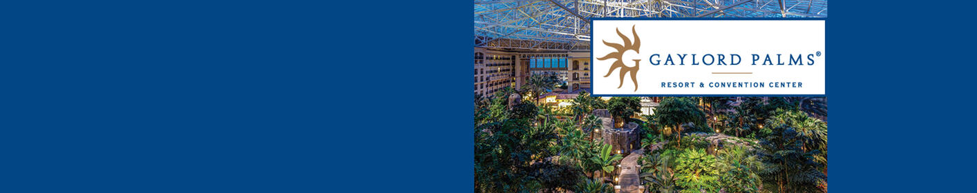 Getaway to Gaylord Palms Resort in Orlando