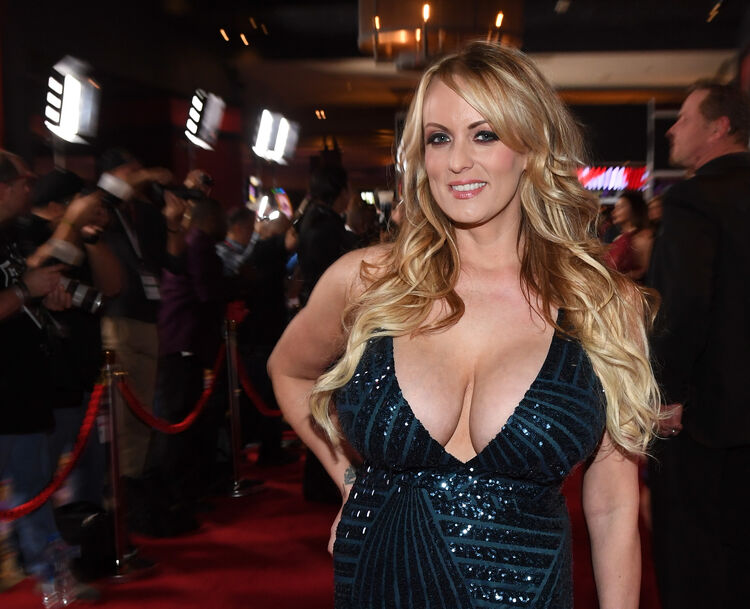 Stormy Daniels Getty