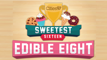 Cities 97 Sweetest 16 - Cities 97 Sweetest Sixteen Voting - Round 2