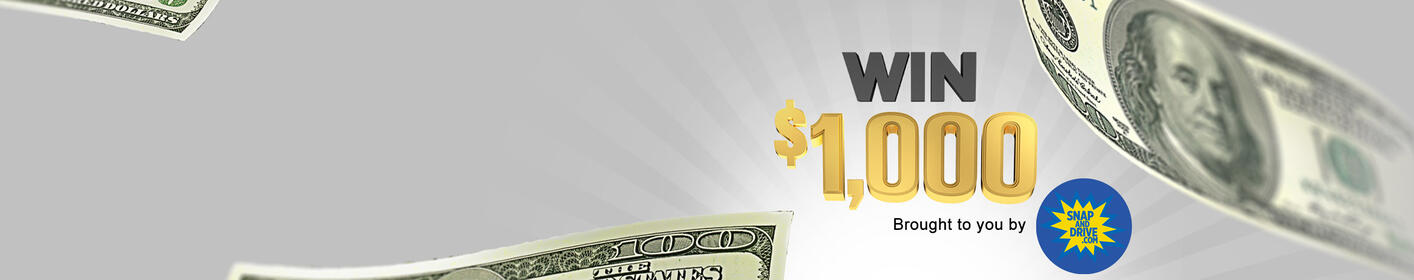The Thousand Dollar Bribe! Listen to Win $1,000 Every Hour!