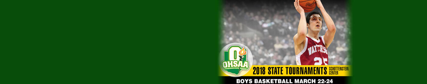 Win OHSAA Boys Basketball Tournament Tickets