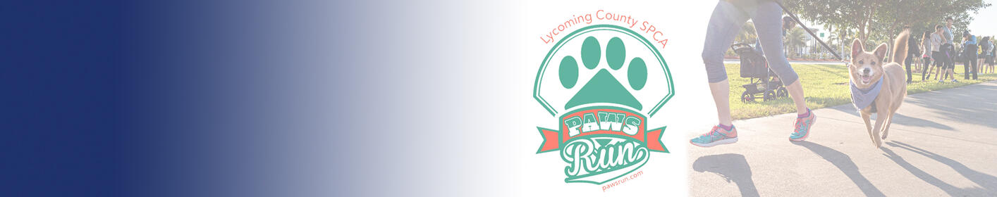 Lycoming County SPCA Paws Run