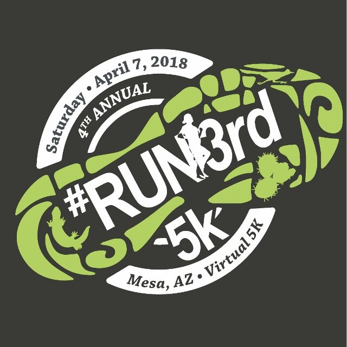 run 3rd
