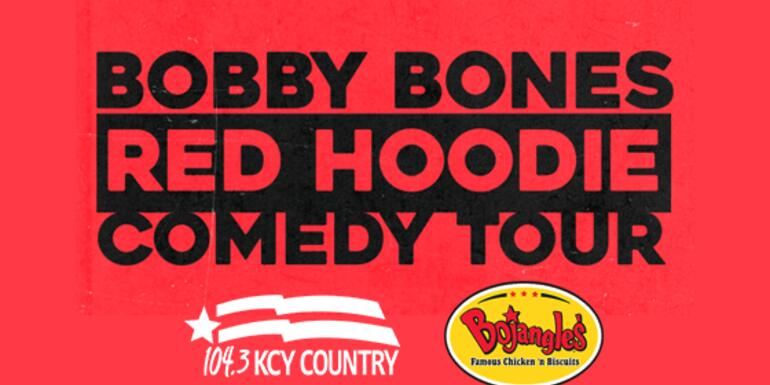 Win tickets to the SOLD-OUT Red Hoodie Comedy Tour!