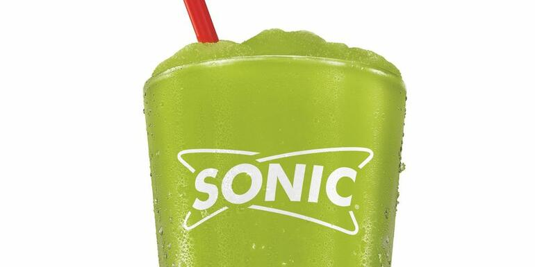 "Sonic... is Rolling Out ""Pickle Juice"" Slushies This Summer"