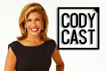 Today co-anchor Hoda Kotb talks her new book I've Loved You Since Forever.