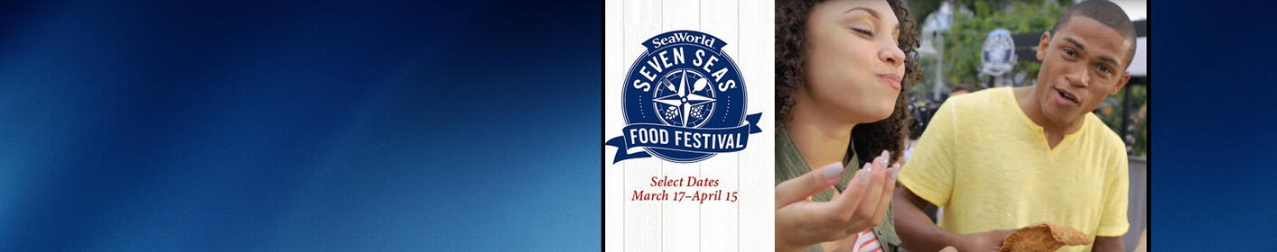 Win Tickets To SeaWorld's Seven Seas Food Festival