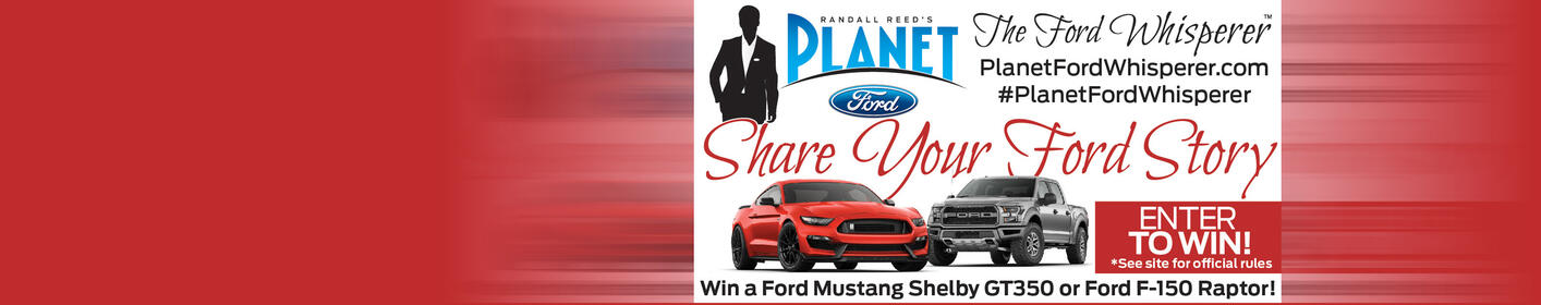 Submit Your #PlanetFordWhisperer Entry to Win!