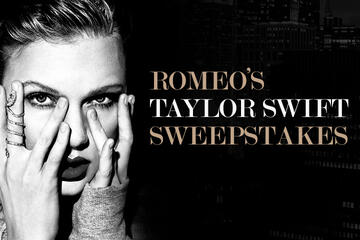Enter for your chance to win TWO trips to see Taylor Swift in concert!