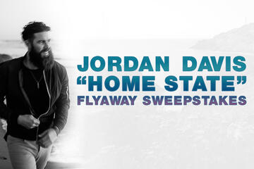 Enter to win a trip for two to see Jordan Davis at the Stagecoach Festival!