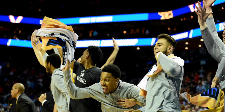 UMBC First-Ever 16-Seed To Beat #1-Seed With Win Over Virginia