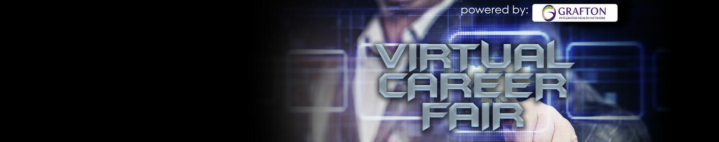 Virtual Career Fair: Get started on your new career, today!