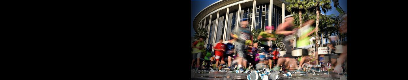 Streets to Close To Accommodate Marathon