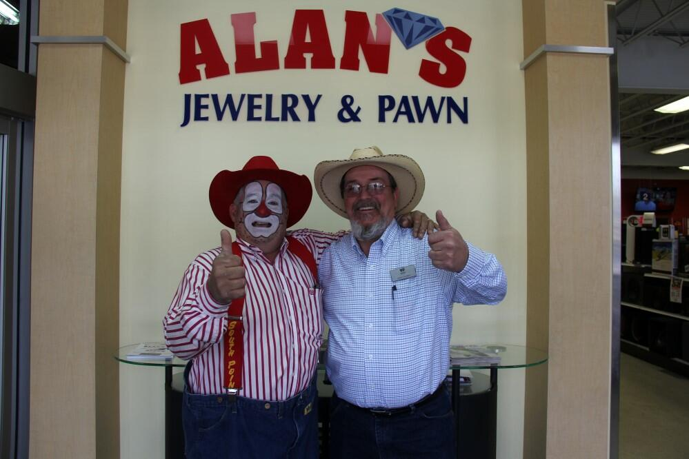 Alan 39 s jewelry pawn and bullmania iheartradio for Alan s jewelry pawn
