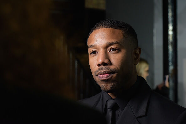 Michael B Jordan - Getty Images