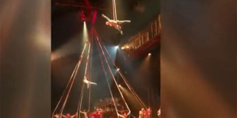 Cirque du Soleil Performer Falls To His Death During Show In Tampa