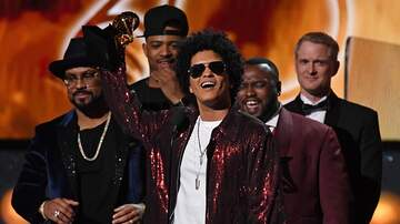 Cruisin' With Foody - Bruno Mars, Gifted with God Given Talent!