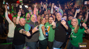 Photos - Morning Buzz St. Patrick's Day at Manch Vegas Bar & Grill