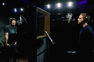 """Lin-Manuel Miranda & Ben Platt Team Up for """"Found/Tonight"""" (VIDEO)"""