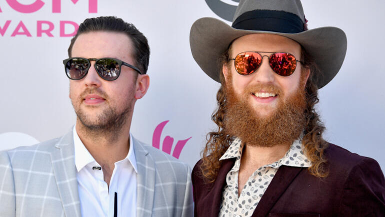 Brothers Osborne Rely On The Beach For The Title Of Their New Album