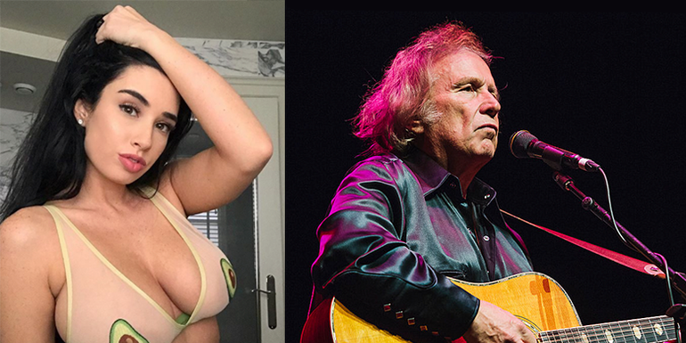 Is 72-Year-Old Don McLean About To Marry His 24-Year-Old Girlfriend?