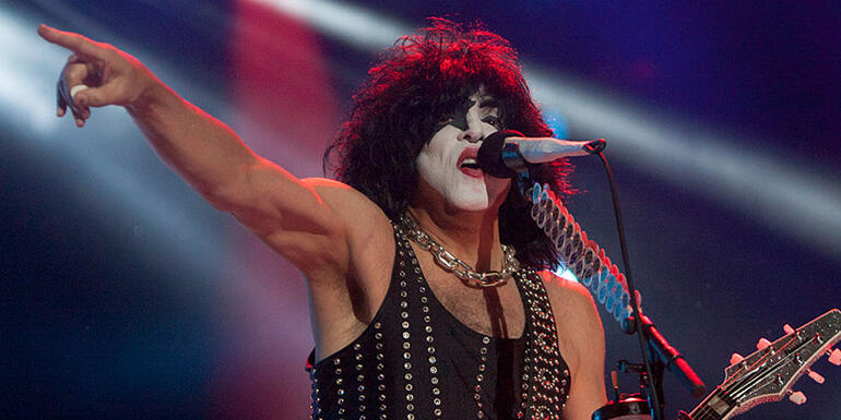 Paul Stanley Explains KISS 'End of the Road' Trademark Application