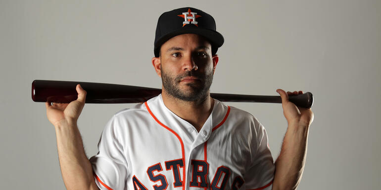 Astros, Altuve Agree to 7-Year Contract