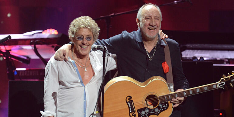 Roger Daltrey Credits His New Solo Album to Pete Townshend