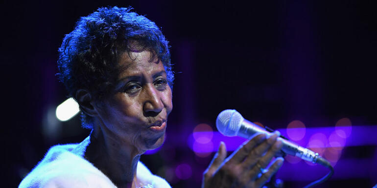 Aretha Franklin To Be No Show For Jazz Fest